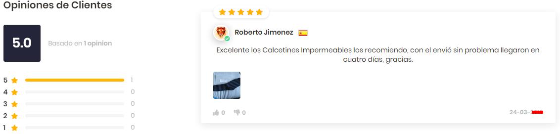 App reviews shopify