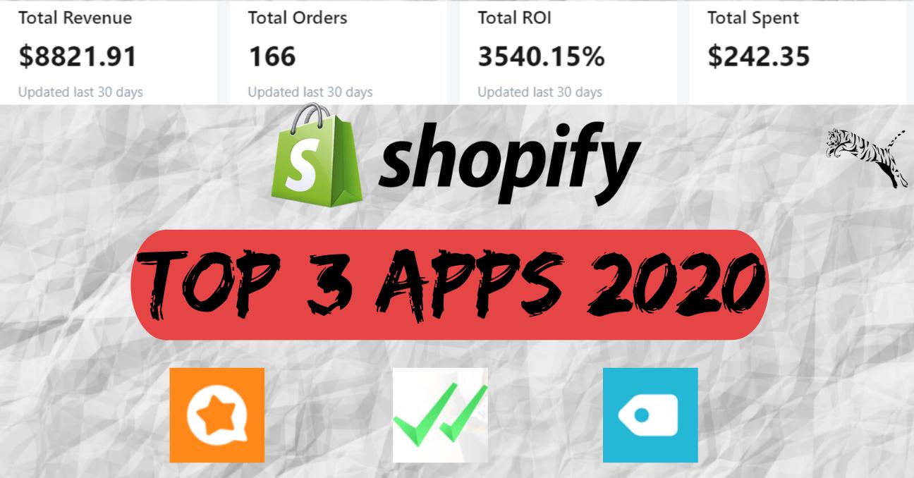 Las mejores apps Shopify