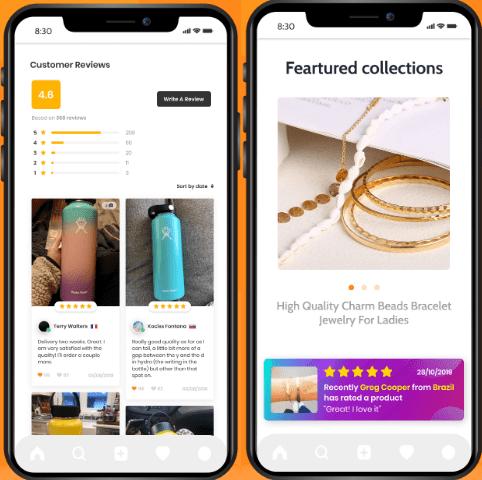 App Shopify Ali Reviews