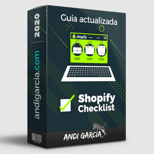 Shopify Checklist