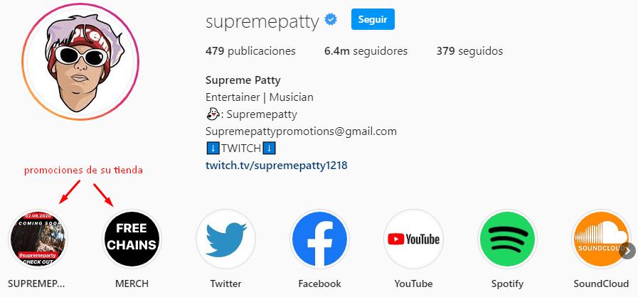 Supremepatti Instagram
