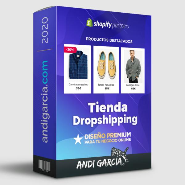 comprar Tienda dropshipping