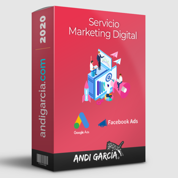 Servicios Marketing Digital España